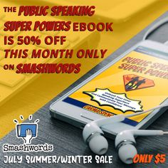 Summer Winter, Winter Sale, Shy People, Hero's Journey, Public Speaking, Management Tips, Super Powers, Better Life, Online Courses
