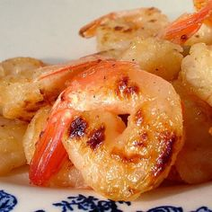 Tequila Honey Shrimp recipe | BigOven