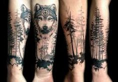 Image result for folk adventure tattoo sleeves