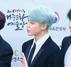 181024 BTS at 2018 Korean Popular Culture & Arts Awards - Red Carpet #JIMIN