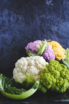 #Cauliflower. Curiosity: the #cabbage and #broccoli were well known since ancient times; especially the cabbage was sacred to the Greeks and the Romans. Used it to cure various diseases and consumed it raw before the banquet, to allow the body to better absorb the alcohol.