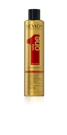 uniq one Dry Shampoo Uniq One, Revlon Professional, Dry Shampoo, Rapunzel, All In One, Cleanse, Hairstyle, Hair Job, Hair Style