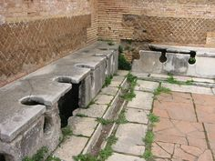 Plumbing and Toilets in Ancient Rome. http://plumbingplus.net/