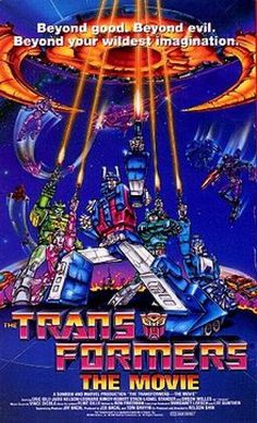 review of the animated transformers film