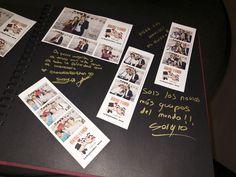 Libro de firmas del fotomatón. #fotomatonboda #fotomatonmadrid #alquilerfotomatonmadrid #fotomatoneventos Quito, Photo Wall, Frame, Signature Book, Christening, Pictures, Picture Frame, Photograph, Frames