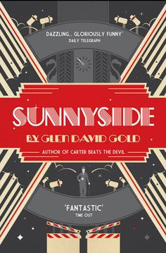 Crush | Sunnyside by Glen David Gold (Concept Cover)