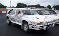 Citroën BX Rally