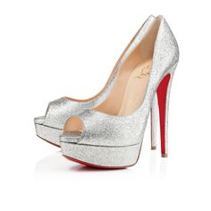 Image result for silver louboutin