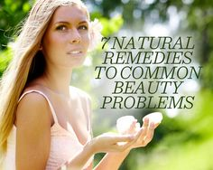 7 Natural Remedies to Common Beauty Problems | Women's Health Magazine