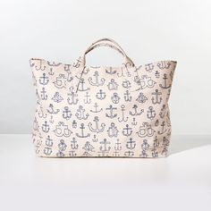 Anchors Marine Beach Tote - Winter Session