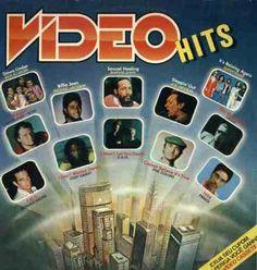 LP Video Hits #infância #nostalgia