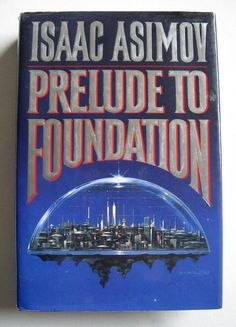 Vintage Hardcover Science Fiction Book Prelude by ShuuShuubyLulu