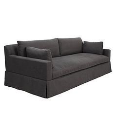Theodore Sofa - Charcoal | Sofas | Living-room | Furniture | Z Gallerie