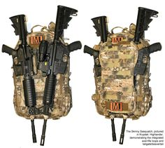 Tactical Gear and Military Clothing News : Mission Spec Skinny Sasquatch Pack