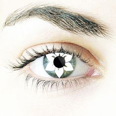 Queen Fun Contact Lenses #Contacts