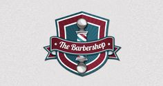 The Barbershop | Logo Design | The Design Inspiration