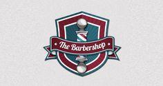The Barbershop | Logo Design | The Design Inspiration