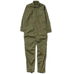 Engineered Garments Coverall - 8oz Flat Twill