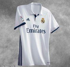 Agen Bola Terpercaya Madrid Akan Mengenakan Seragam Baru