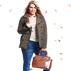 Take a look at the Fall Preview: Plus-Size Separates event on zulily today!