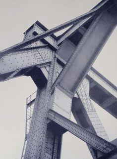 Eisen und Stahl von Albert Renger-Patzsch, 1931