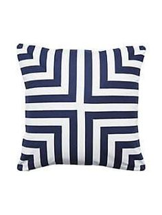 geo decorative pillow by kate spade new york