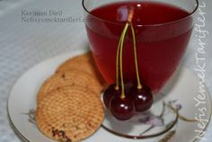 Turkish Recipes, Dessert Recipes, Desserts, Cold Drinks, Lemonade, Pudding, Meals, Cooking, Breakfast