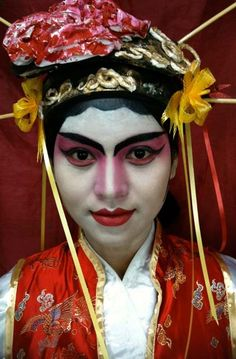 Special Effect, Face Painting, Character Make Up  '11 by Amanda Elfiana