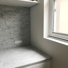 INSTALL AT BONDI RESIDENCE. ZETR double outlet in white finishing completely flush with our adjustable mounting assembly in marble splash back. Australian Architecture, Splashback, Tile Floor, Marble, It Is Finished, Stone, Interior Design, Nest Design, Rock