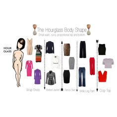 Hourglass Body Shape by minimaliststylist