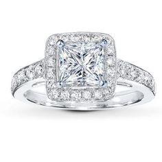 Big Engagement Rings Jared 9