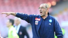 Sarri: Napoli achieve success through beauty