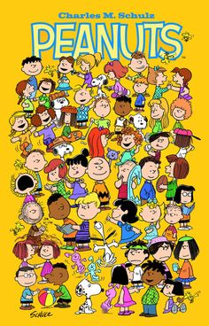 Free The Peanuts Gang, computer desktop hd wallpapers, backgrounds, pictures, images, pics