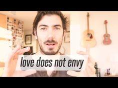 Love Does Not Envy [scripture]