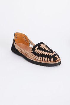 huarache sandals.