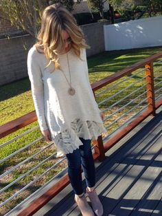 voile and lace slip from free people for layering