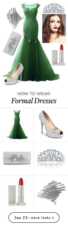 """""""Leslee: Dream Prom"""" by computergeek15 on Polyvore featuring Bling Jewelry, Lauren Lorraine and Lipstick Queen Vampire Dress, Princess Star, Dress Outfits, Prom Dresses, Dream Prom, Formal Fashion, Lipstick Queen, Lorraine, Beautiful Clothes"""