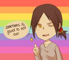 "actual heterosexual advice ymir "" am i not already doing it? """