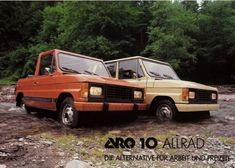 Oldtimer Dacia 10 (ARO first edition Dacia 10 Aro 10 95 000 Km Old Jeep, Jeep 4x4, Cars And Motorcycles, Dream Cars, Cool Cars, Trucks, Vehicles, Motorbikes, Cars