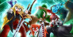 Epic Battle Fantasy 4 Released