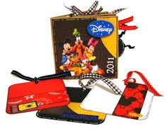 Disney Paper Bag Mini Scrapbook by apicketfencelife on Etsy