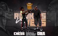 DNA vs. Chess #BattleRap @BeatKnoxx Review