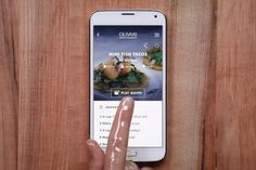 Greasy Hands Won't Matter When You Use Olivari's New Cooking App - Interactive (video) - Creativity Online Cooking App, New Cooking, Olive Oil Brands, Creativity Online, How To Read A Recipe, Audio, Home Chef, Fish Tacos, Play Food