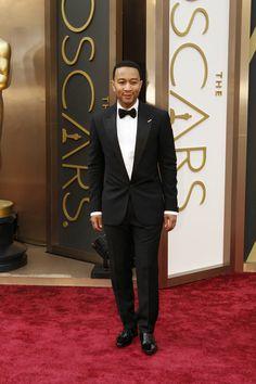 John Legend Oscars 2014