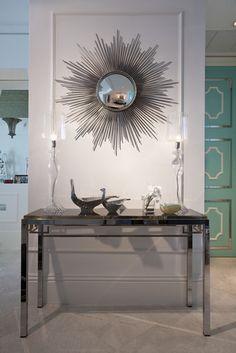 Hollywood Regency - Turnberry Ocean Colony Sunny Isles, Fl | DKOR Interiors Inc.- Interior Designers Miami, FL
