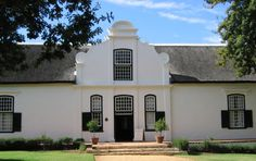The Groot Constantia in Cape Town is the oldest wine estate in South Africa.