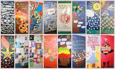 Crafty Sisters: Teacher Appreciation Week 2012