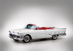 1958 Buick Limited Convertible - yes please!