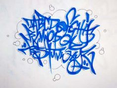 Graffiti alphabet A to Z blue. Graffiti cool fonts, graffiti names can to make the list. Different types of graffiti alphabet letters Graffiti Art, Graffiti Lettering Alphabet, Graffiti Names, Graffiti Piece, Love Graffiti, Graffiti Words, Graffiti Pictures, Graffiti Writing, Graffiti Tagging