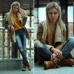 Ekaterina Normalnaya - Ripped Jeans - Daniel Pemberton – Take You Down